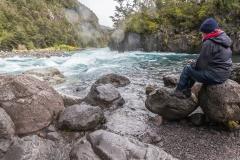 Chile - saltos del rio petrohue
