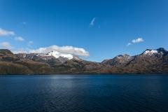 Chile - Patagonien - Mit der Navimag Fähre durch die Fjorde Patagonies