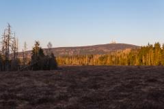 Harz - Blick auf den Brocken