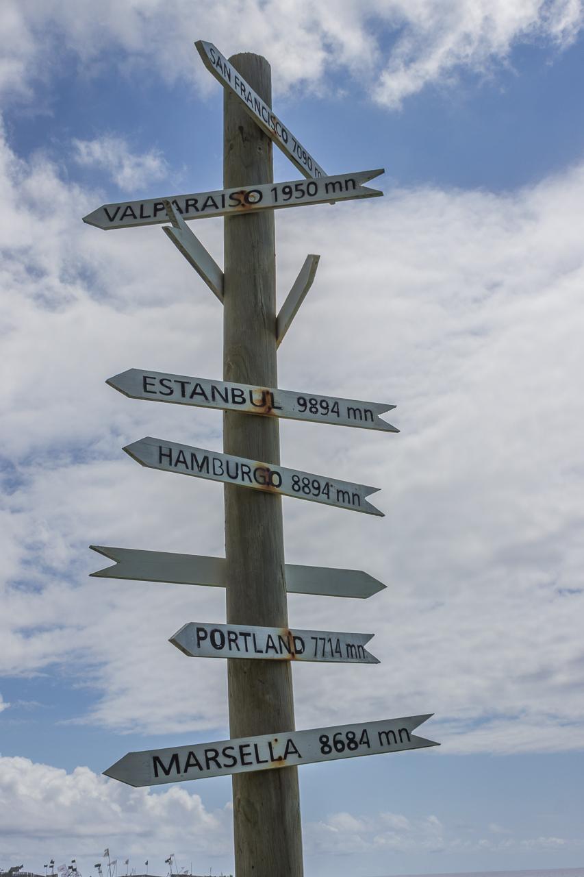 Osterinsel - Hanga Roa: weit weg von überall sonst