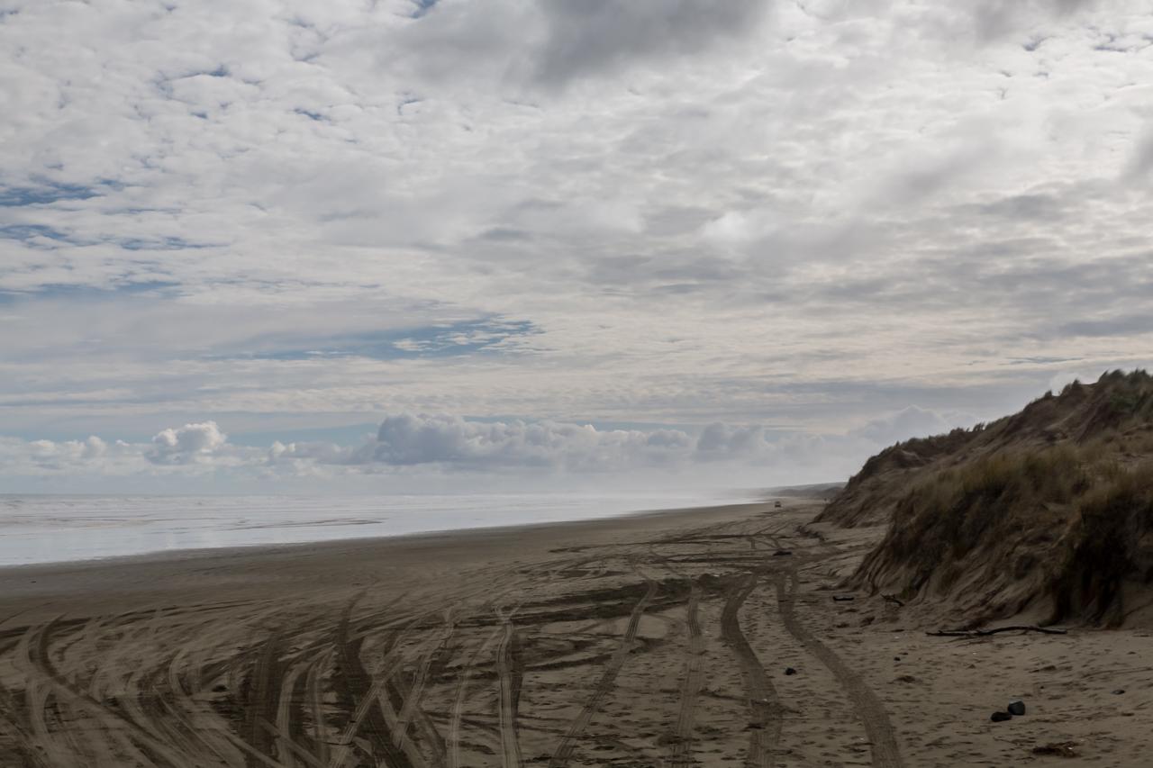 Neuseeland - Nordinsel - 99 Mile Beach