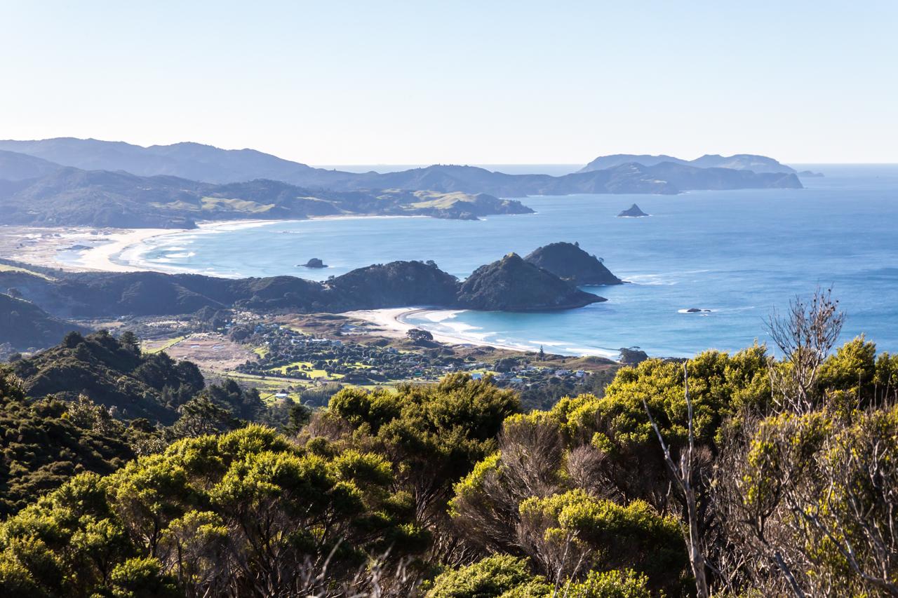 Neuseeland - Great Barrier Island - Dolphins Bay