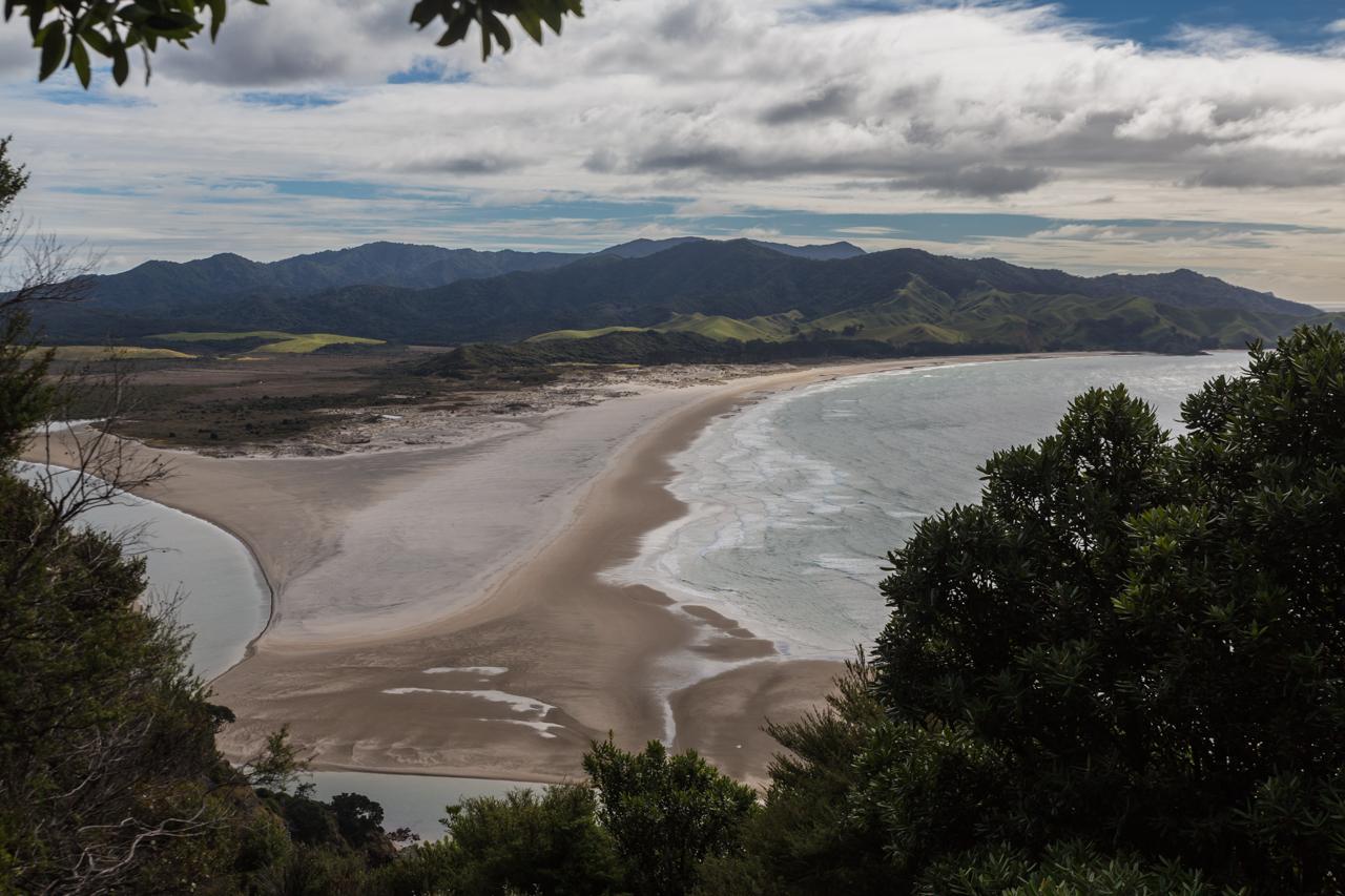 Neuseeland - Great Barrier Island - Harataonga Coastal Walkway