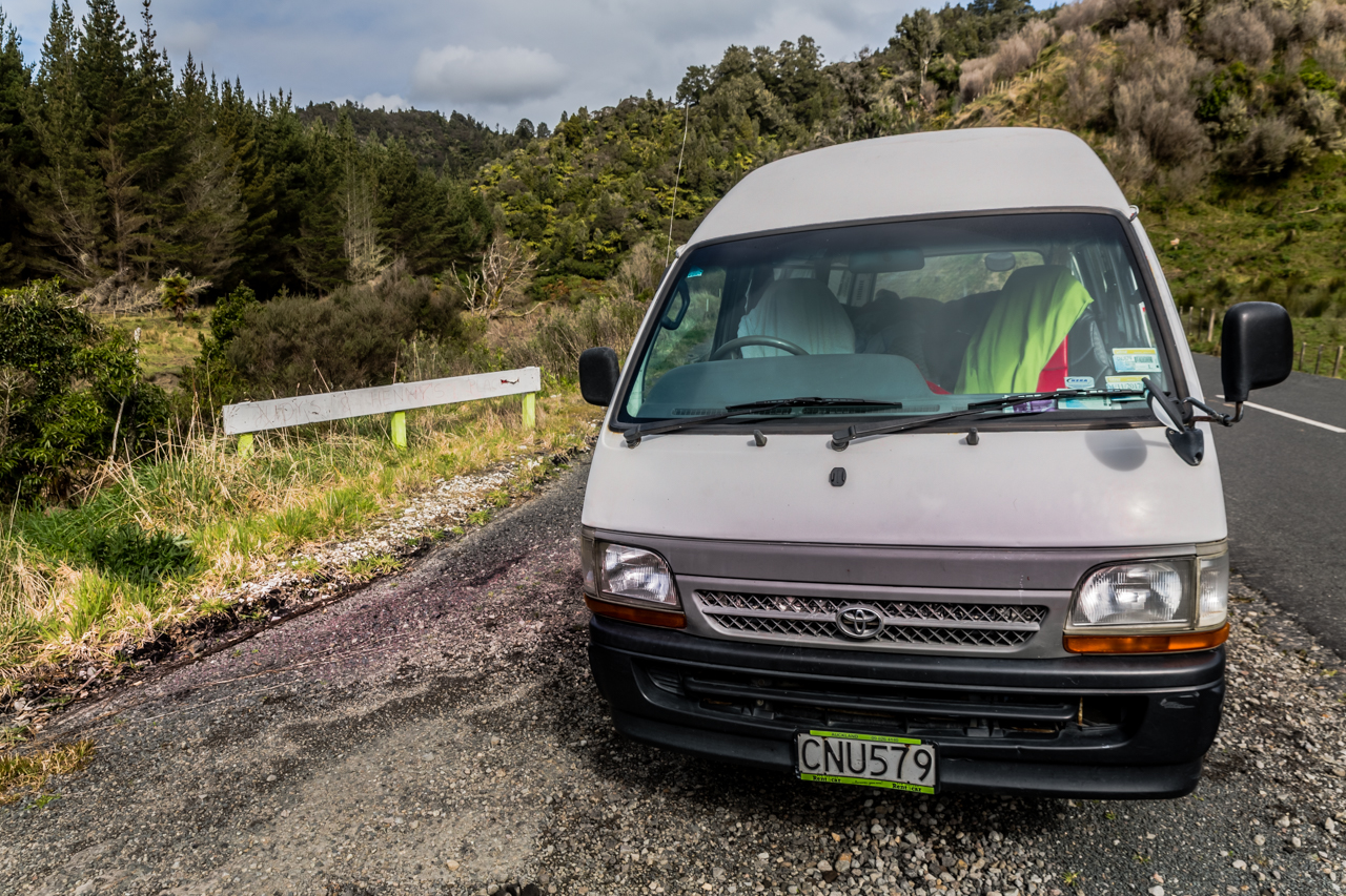 Neuseeland - Nordinsel - Forgotten World Highway