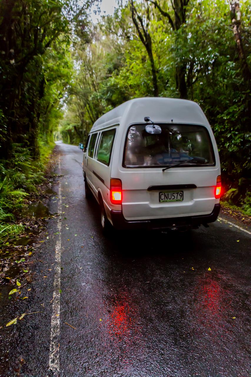 Neuseeland - Nordinsel - Taranaki