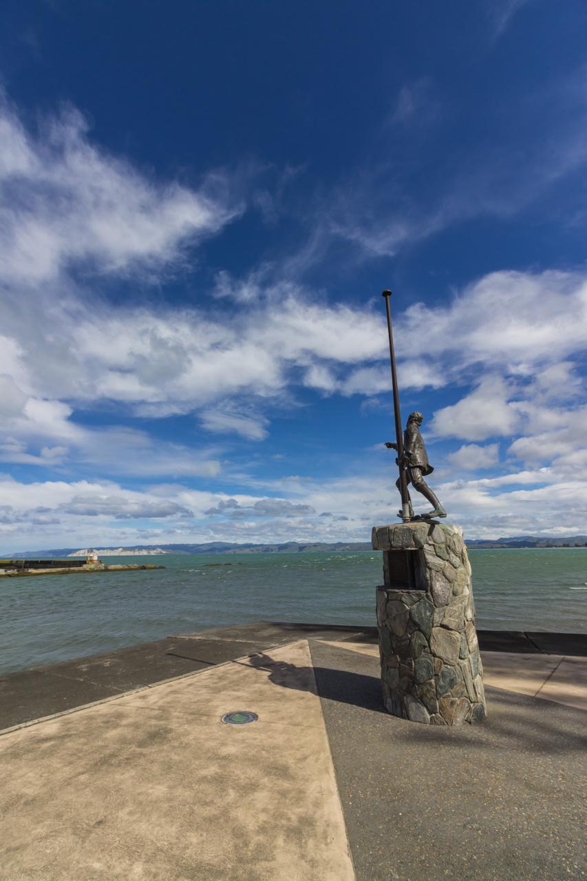 Neuseeland - Nordinsel - Ostküste - Gisborne