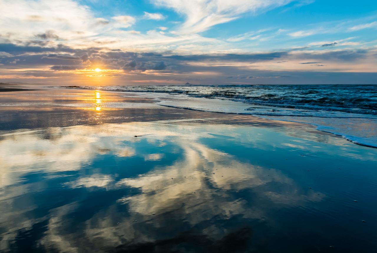 Neuseeland - Nordinsel - Ostküste - Bay of Plenty - Opotiki