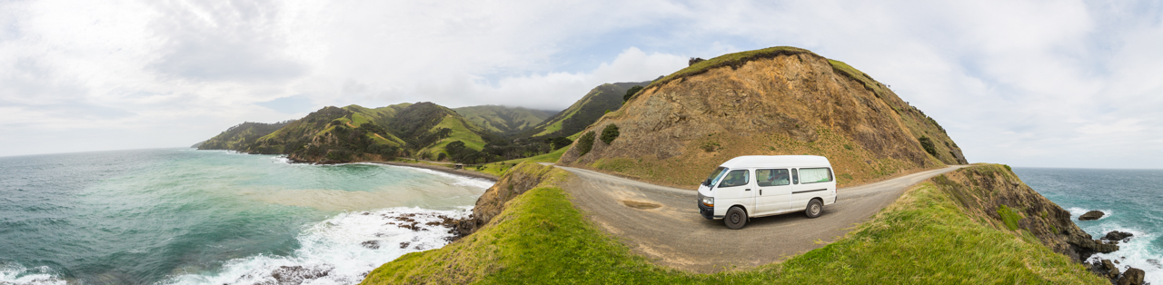 Neuseeland - Nordinsel - Coromandel