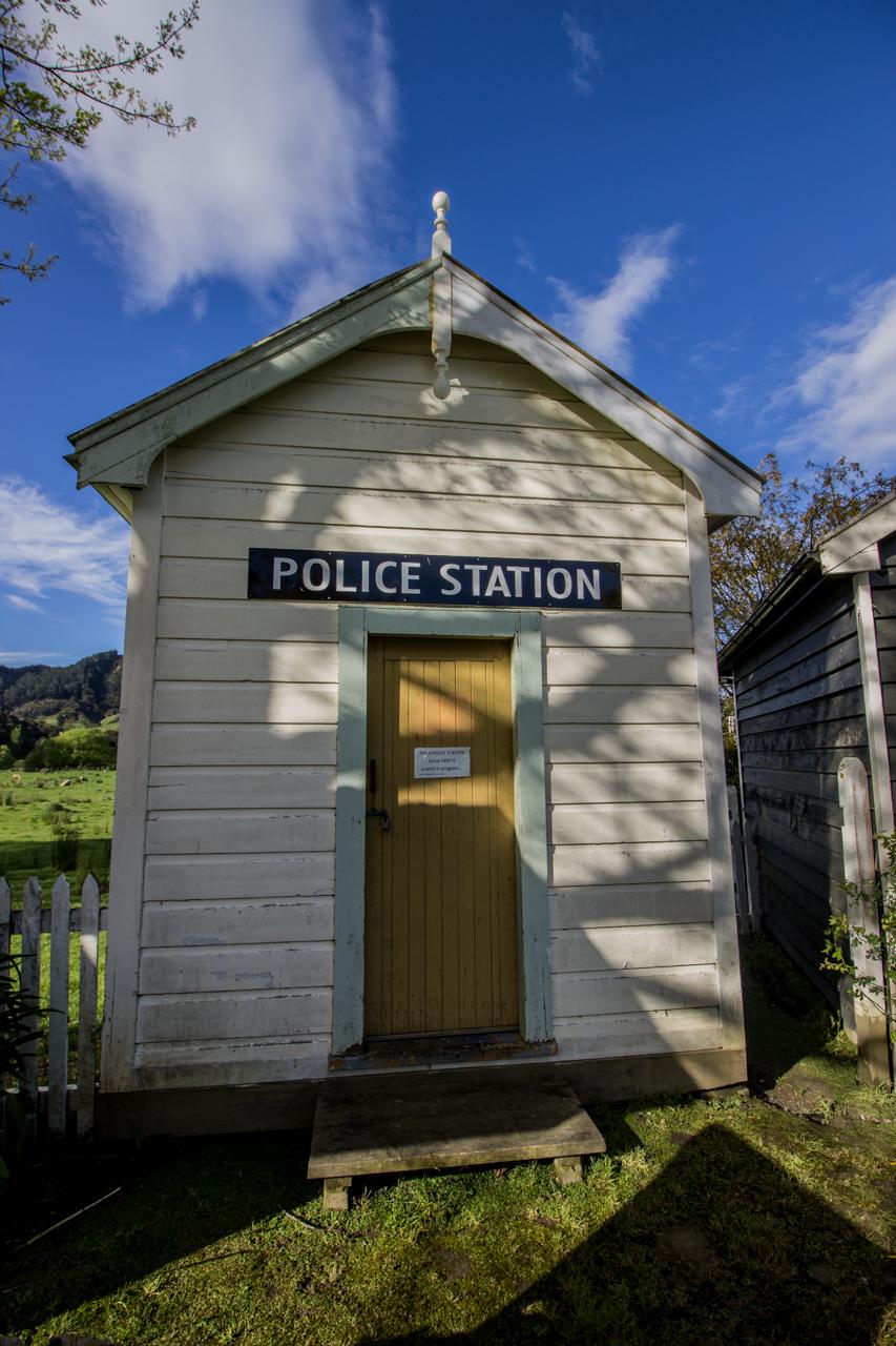 Neuseeland - Castlepoint Lighthouse