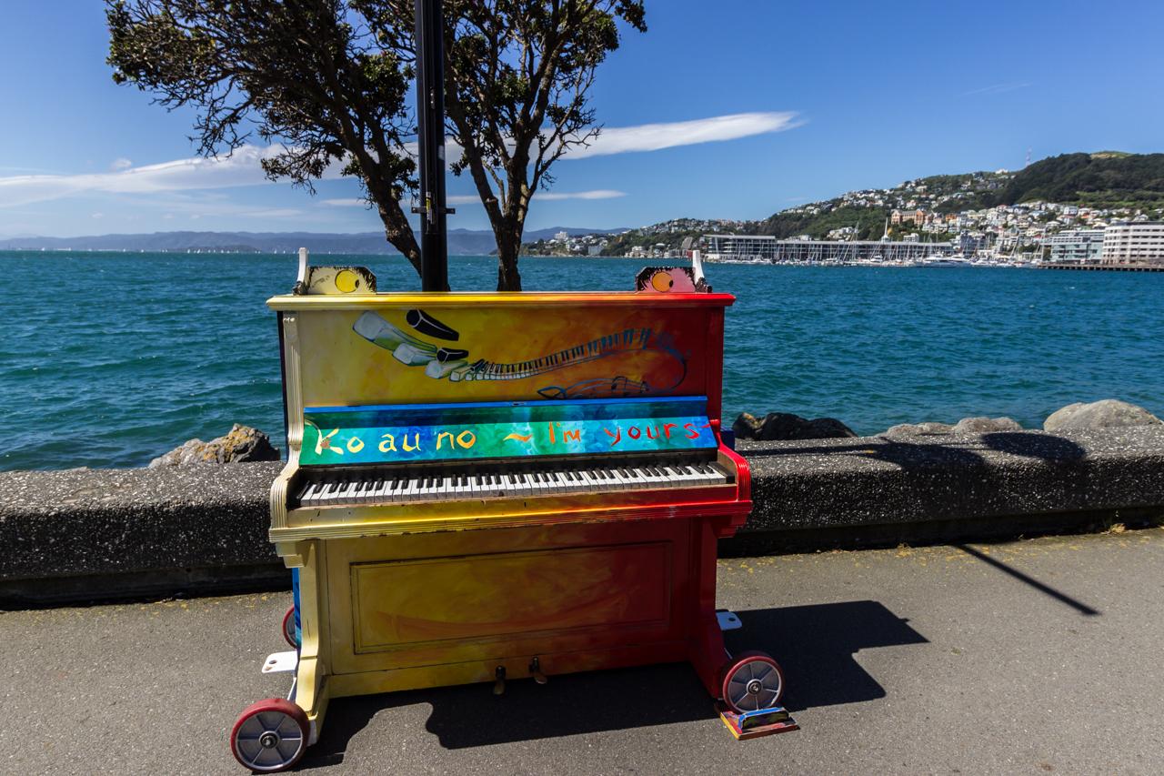 Neuseeland - Nordinsel - Wellington