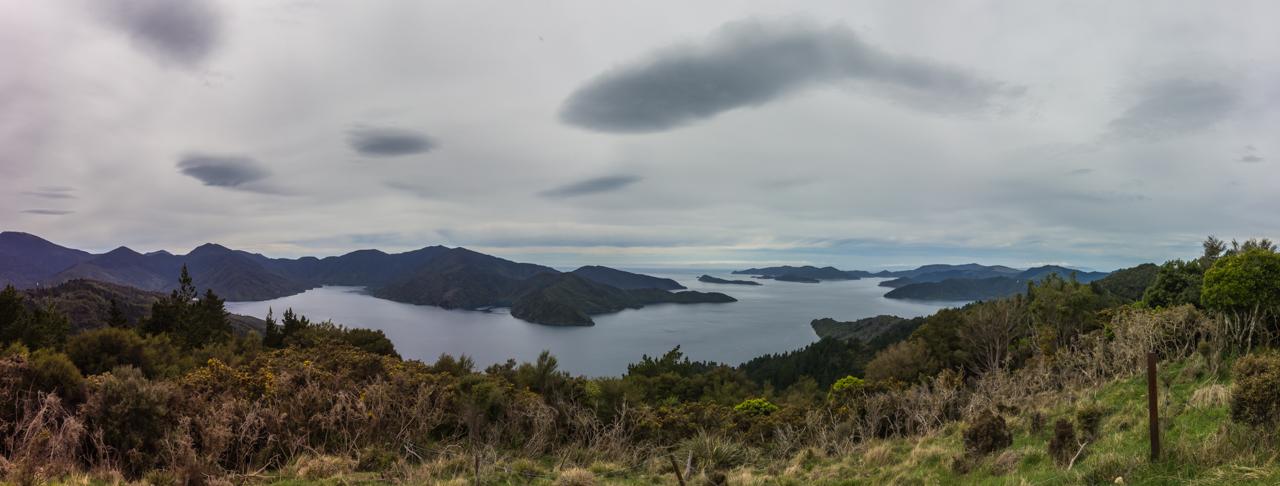 Neuseeland - Queen Charlotte Track