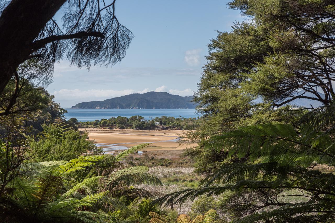 Neuseeland - Able Tasman Coastal Track