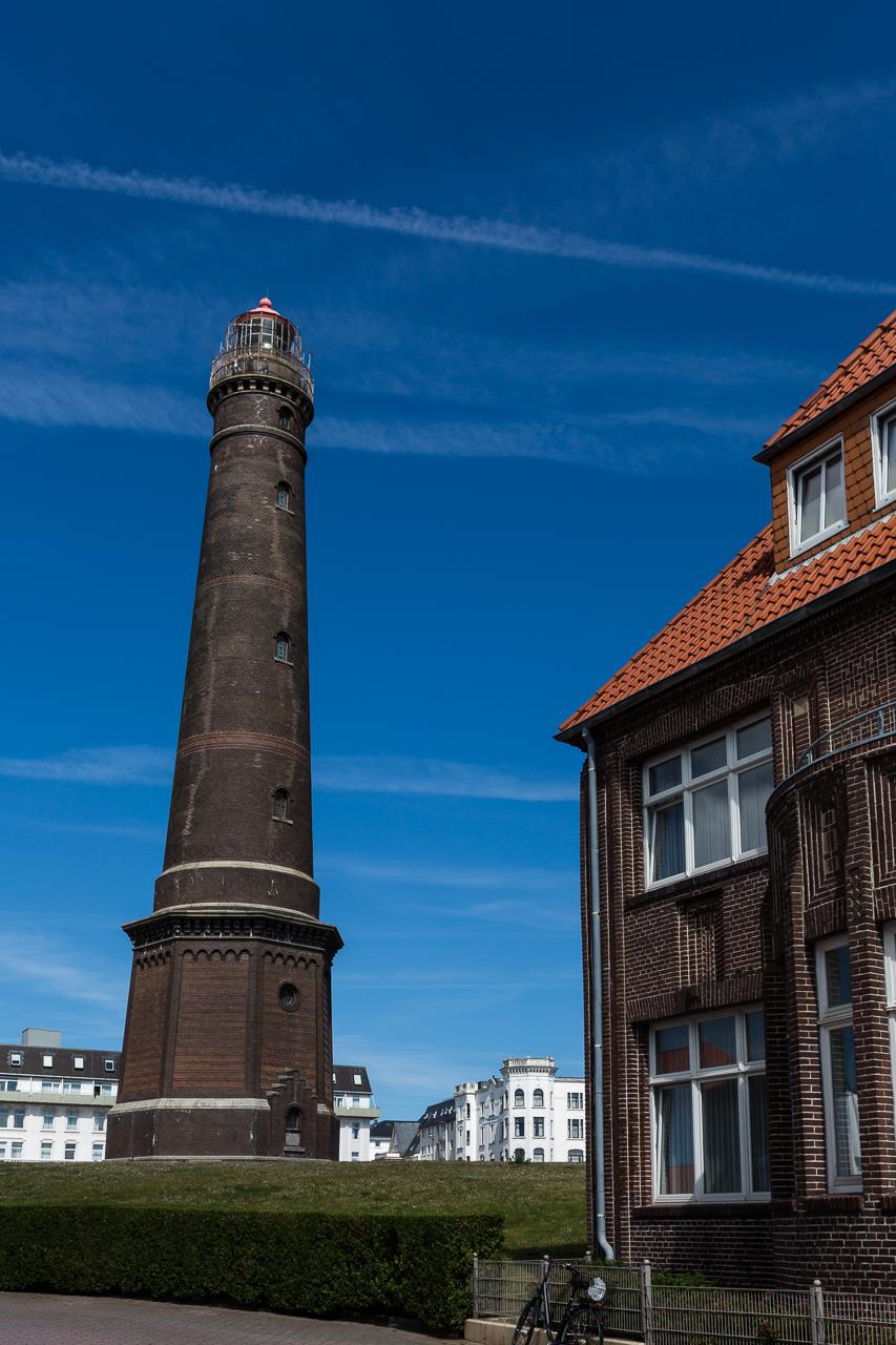 Borkum - Neuer Leuchtturm