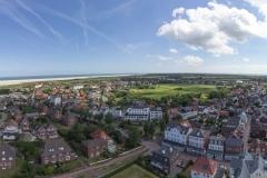 Borkum - Blick vom Neuen Leuchtturm