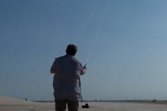 Borkum - Drachenfliegen