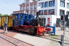 Borkum - die Inselbahn