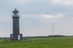 Insel Juist - Leuchtturm