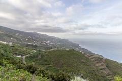 La Palma - Ostseite
