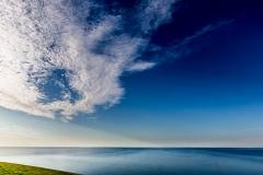Niederlande - Nordsee bei Flut