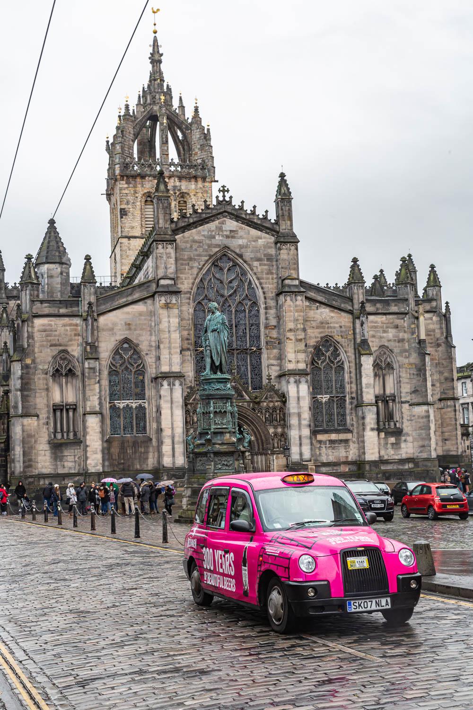 Schottland - Edinburgh