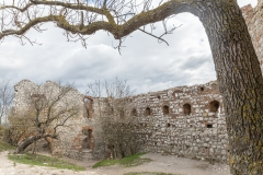 Tschechien - Pálava Protected Landscape Area - Burgruine Maidenburg