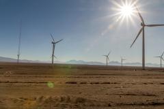Von Calama nach San Pedro de Atacama - Chile