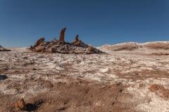 Valle de la Luna - Las tres Marías - Chile