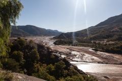 Von Potosi nach Sucre - Bolivien