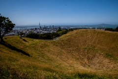 Neuseeland - Auckland von weiter weg