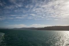 Fähre zur Südinsel - Neuseeland