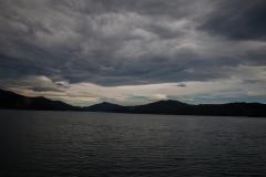 Fähre zur Südinsel - Queen Charlotte Sound - Neuseeland