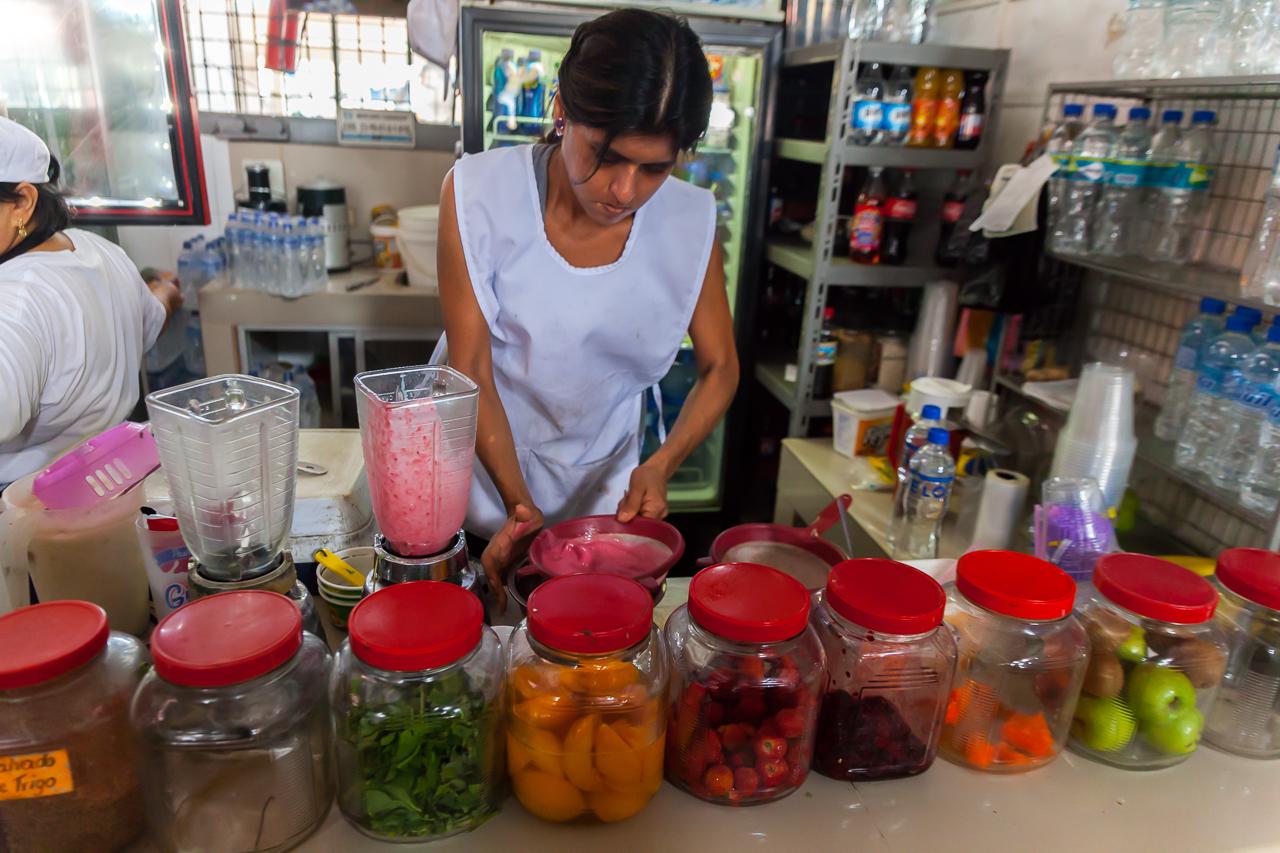 Guayaquil - Mercado Caraguay