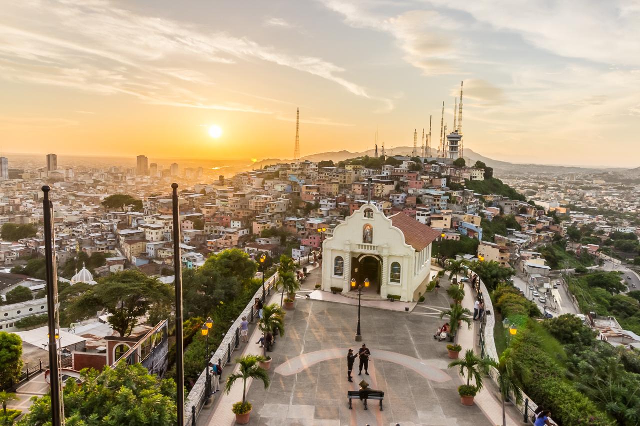 Guayaquil - Cerro Santa Ana