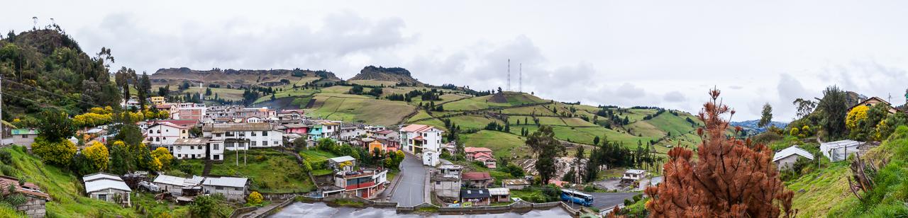 Salinas in den Anden