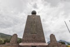 Mitad del Mundo - Äquator-Denkmal