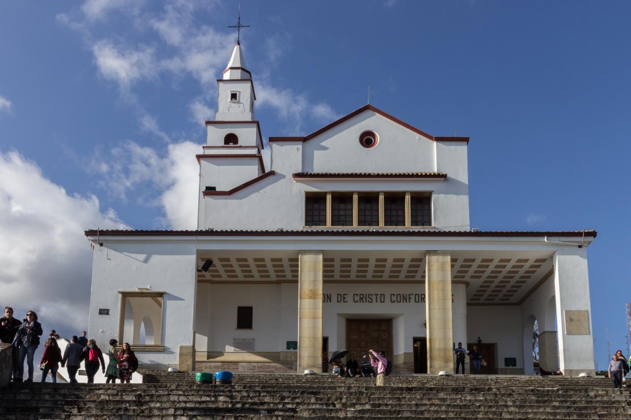 Bogota - auf dem Monserrate
