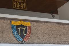 Bogota - vernünftige Logos für die Ingenieure