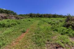 Osterinsel - Vulkan Rano Kau - es geht nach oben