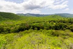Agua Blanca - Aussicht auf den Urwald