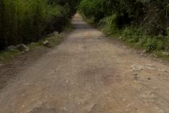 ... der Straße