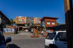 Ansonsten ist Pucon im Zentrum auf Touristen angelegt.