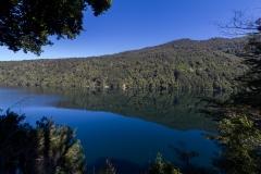 Im Nationalpark Huerquehue - noch weiter unten am See.