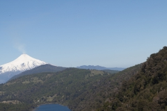 Im Nationalpark Huerquehue und Villarrica