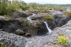 Saltos del Petrohué - fangen klein an