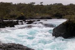 Saltos del Petrohué - ein Zulauf
