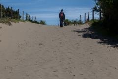 Chepu - der Beginn der Dünen
