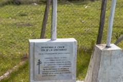Chiloé - Cailin - hier ist das Ende der Chritianisierung. Weiter südlich ging es damals nicht gleich