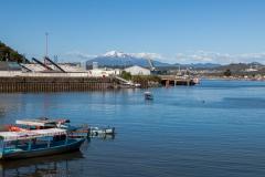 Puerto Montt - im Bereich des Hafens