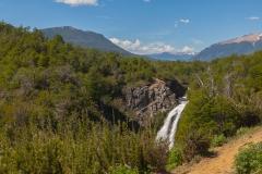 Straße der sieben Seen - Provinz Neuquén in Argentinien - näher ran kommen wir vielleicht beim nächsten mal