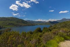 Straße der sieben Seen - Provinz Neuquén in Argentinien - Lago Machónico